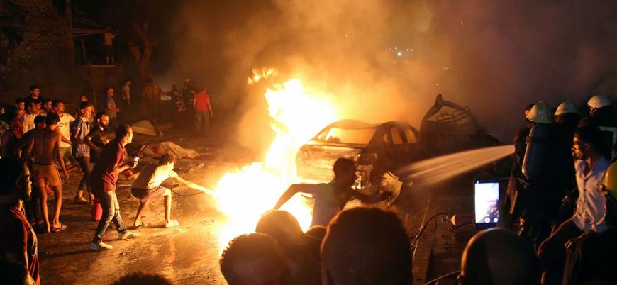 """""""Mısır'da kazada patlayan araç terör saldırısında kullanılacaktı"""""""