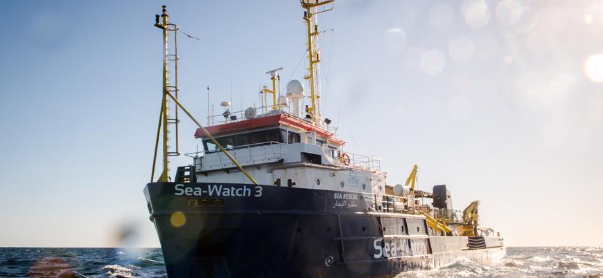 İtalya göçmen gemilerine 1 milyon Euro'ya kadar ceza verecek