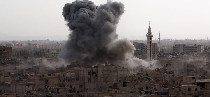 Rusya ve Esed rejimi İdlib'de sivil katliamına yeniden başladı