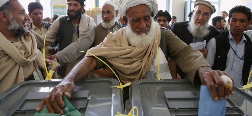 Taliban: Afganistan başkanlık seçimleri ABD'nin bir oyunu