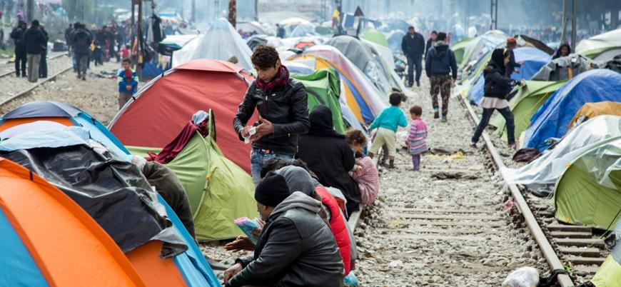 Avrupalılara göre göç, iklim değişikliğinden daha büyük bir sorun