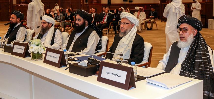 """""""Afganistan barış görüşmeleri sonuçlandı: ABD ile Taliban anlaşması 13 Ağustos'ta"""""""