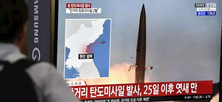 Kuzey Kore'den 'çok önemli füze denemesi'