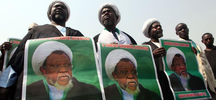 Nijerya'da tutuklu bulunan İran destekli Şii lider Zakzaki serbest