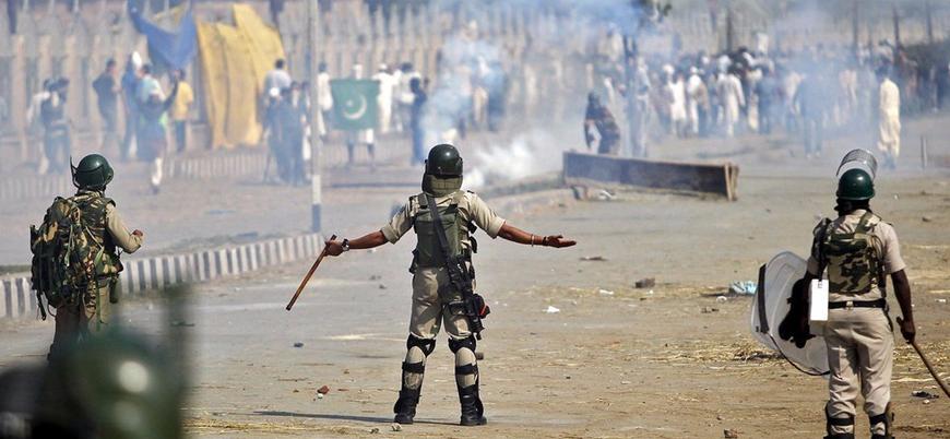 Çin'den Hindistan'ın Keşmir kararına tepki