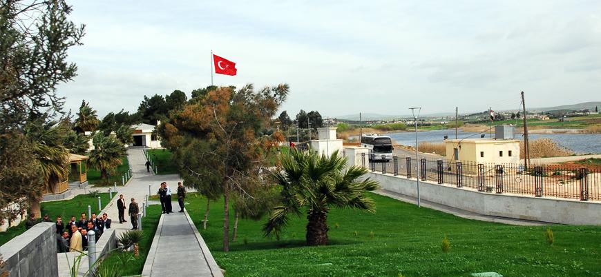 """""""Süleyman Şah Türbesi eski yerine taşınabilir"""""""