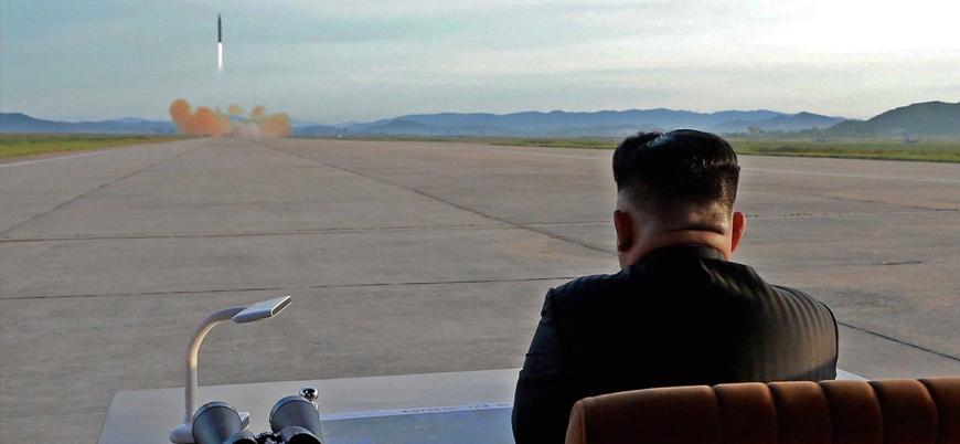 Kuzey Kore lideri Kim Jong-un: Füze denemeleri ABD'ye uyarıydı