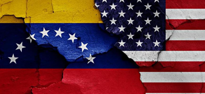 ABD: Venezuela ile ticaret yapan herkese yaptırım gelecek