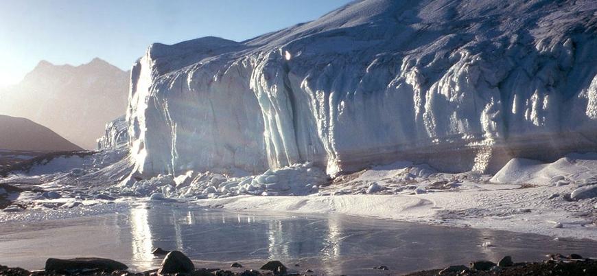 """""""Alaska sularında hiç buz kalmadı"""""""