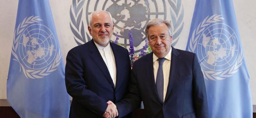İran'dan BM Genel Sekreteri'ne çağrı