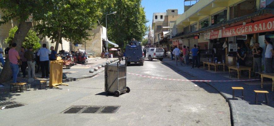 Şanlıurfa kent merkezinde 'canlı bomba' yakalandı