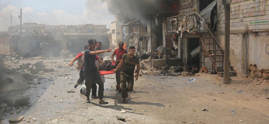 Rusya'dan Erdoğan'a yanıt: İdlib'deki yükümlülüklerimizi yerine getiriyoruz