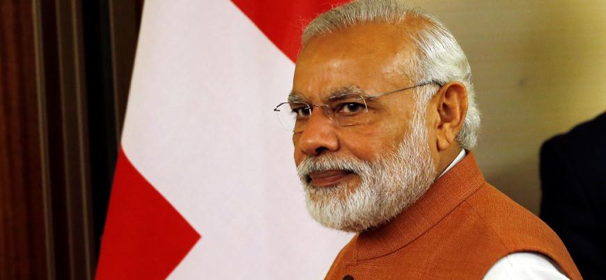 Hindistan başbakanı Modi: Keşmir'de yeni bir dönem başlıyor