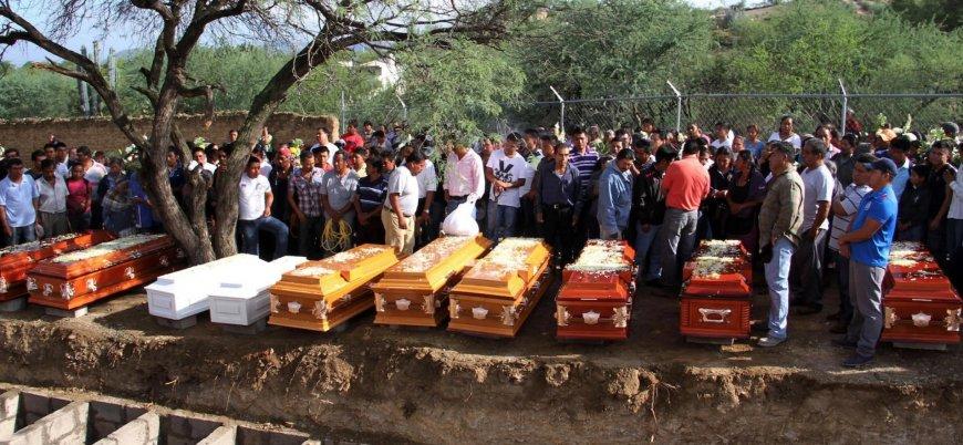 Kartel savaşları: Meksika'da 19 parçalanmış ceset bulundu