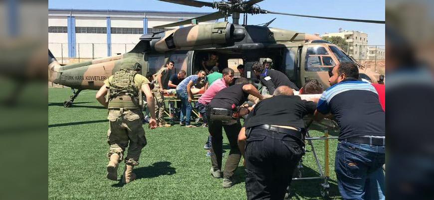 PKK, Afrin kırsalında TSK üssüne saldırdı: 2 asker yaralandı