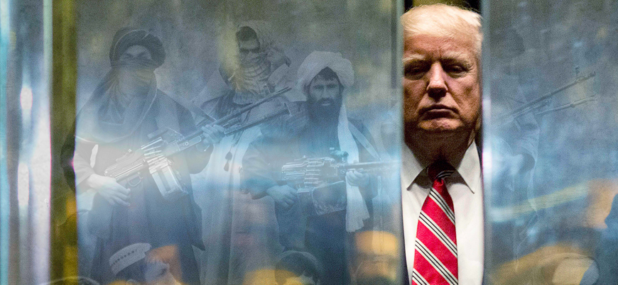 """""""Afganistan'da ABD ile Taliban arasında anlaşma olmazsa Trump ülkedeki askerleri aniden çekecek"""""""