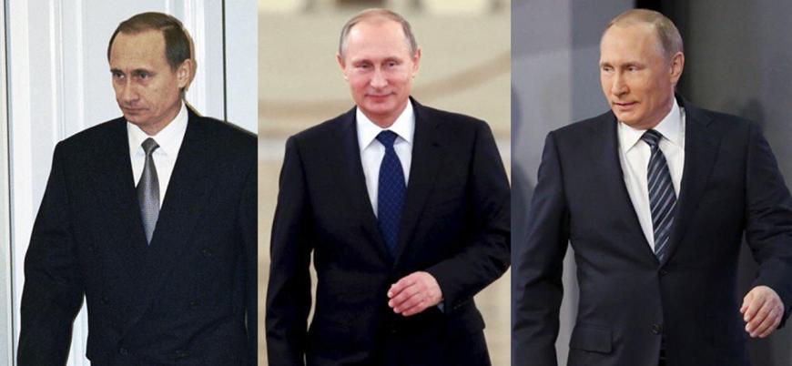 Rus lider Putin'in iktidardaki 20 yılı