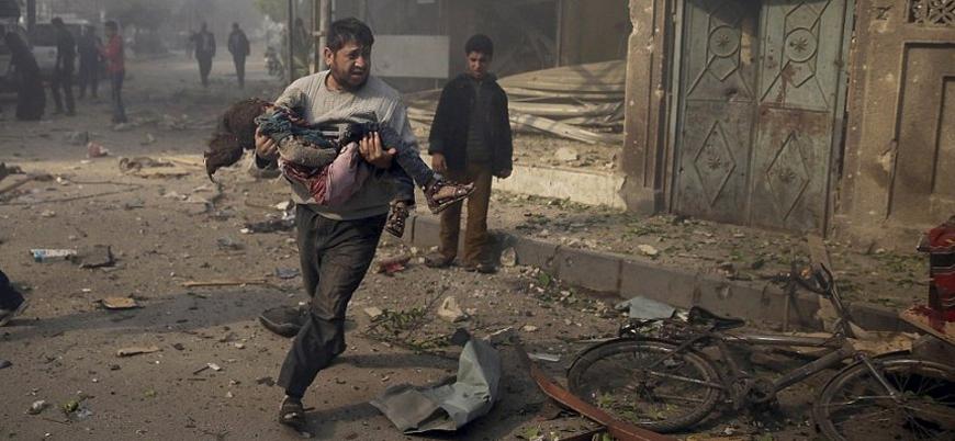 Rusya ve Esed rejimi İdlib'de 100 günde 500 sivil öldürdü