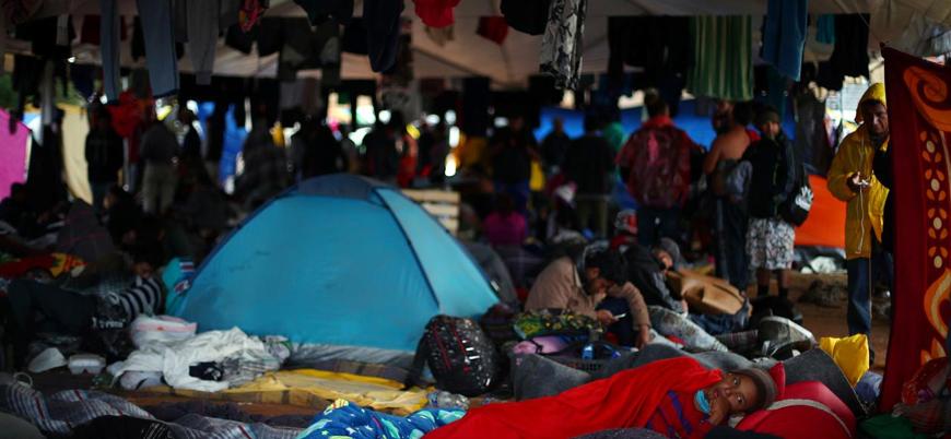 Orta Amerika'da 1.4 milyon insan gıda yardımına muhtaç