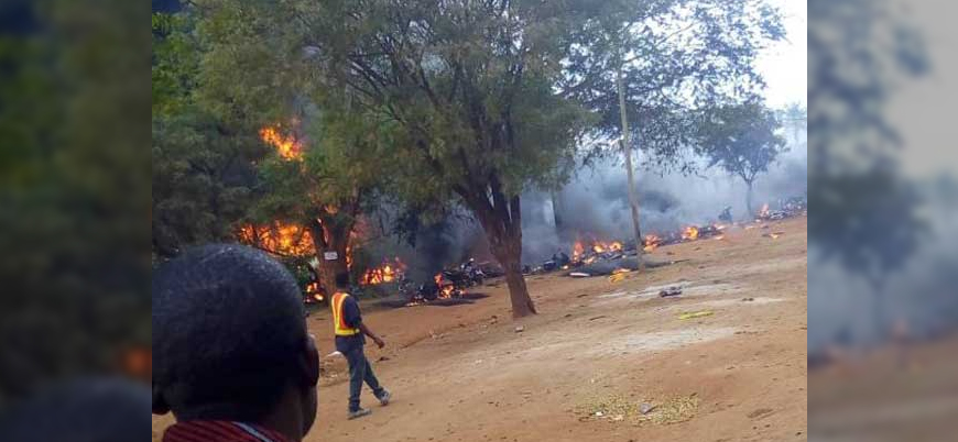 Tanzanya'da tanker infilak etti: En az 57 ölü