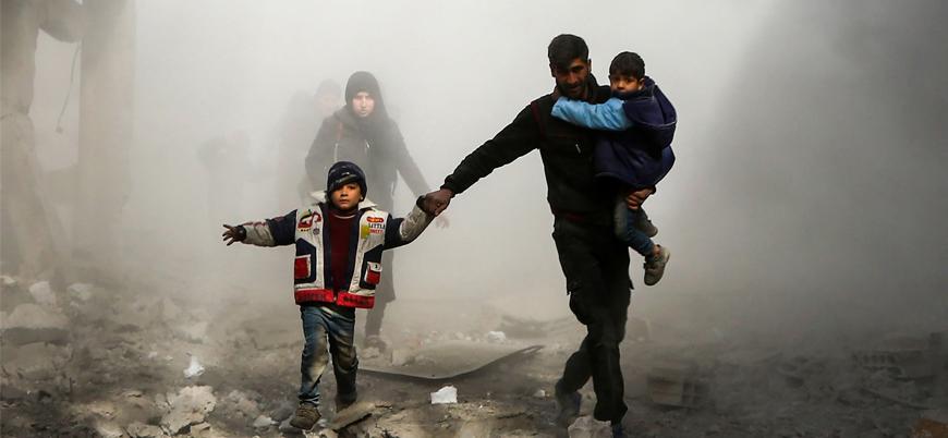 Beşar Esed'in kuzeni: Rejim 500 bin Suriyeliyi katletti