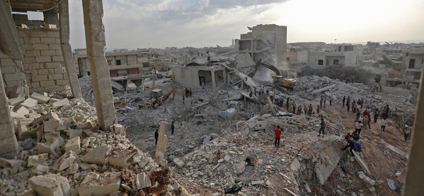 İdlib'de siviller bayrama Rusya ve Esed rejimi saldırılarının ortasında giriyor