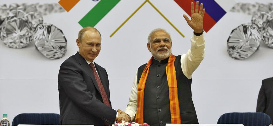 Rusya'dan Hindistan'ın Keşmir'i ilhak kararına destek