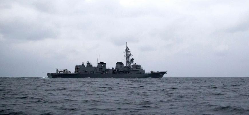 Körfezde gerginlik: İran İngiliz fırkateynini uzaklaştırdı