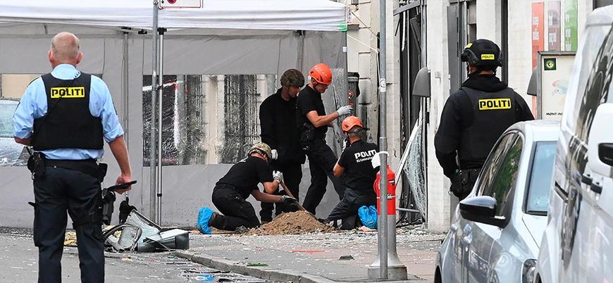 Danimarka'nın başkenti Kopenhag'da bir haftada ikinci bombalı saldırı
