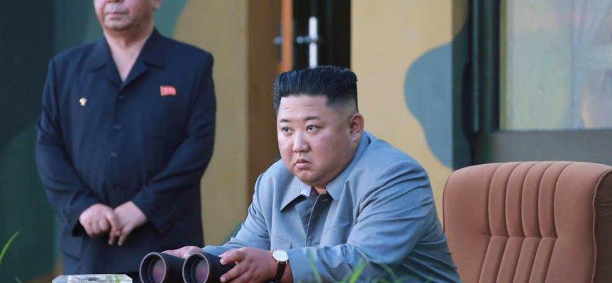 Trump: Kuzey Kore lideri füze denemeleri için özür diledi