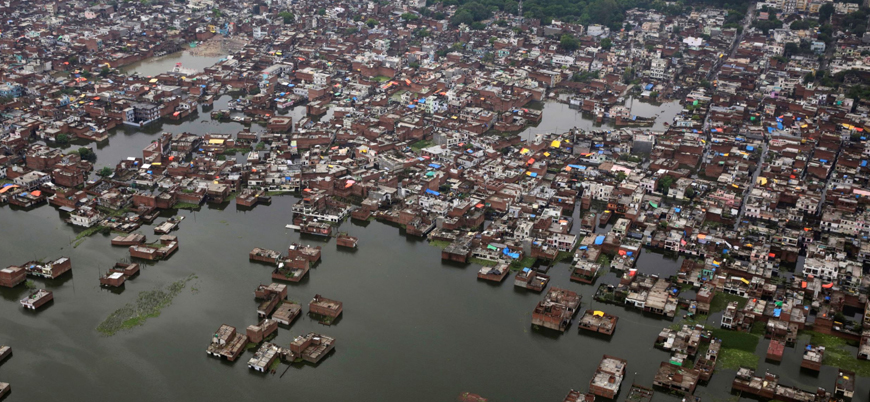 Hindistan'da sel: En az 147 ölü