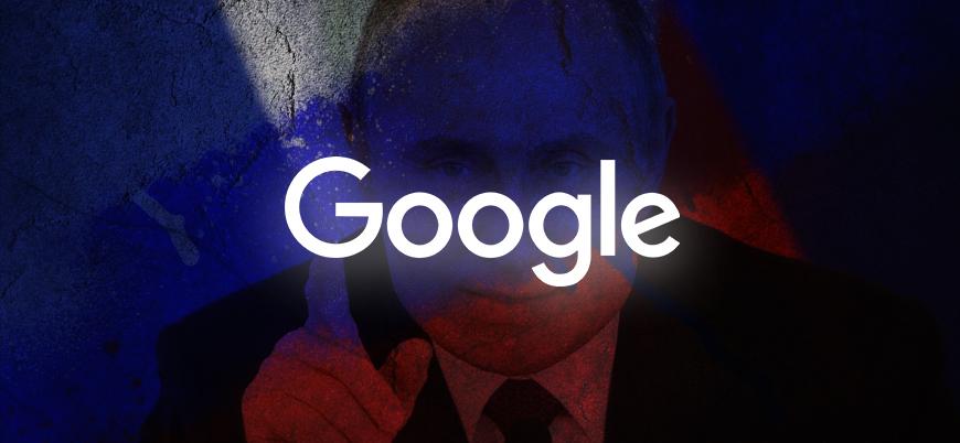 Rusya'dan Google'a uyarı: Ülkedeki protestoların reklamını yapma