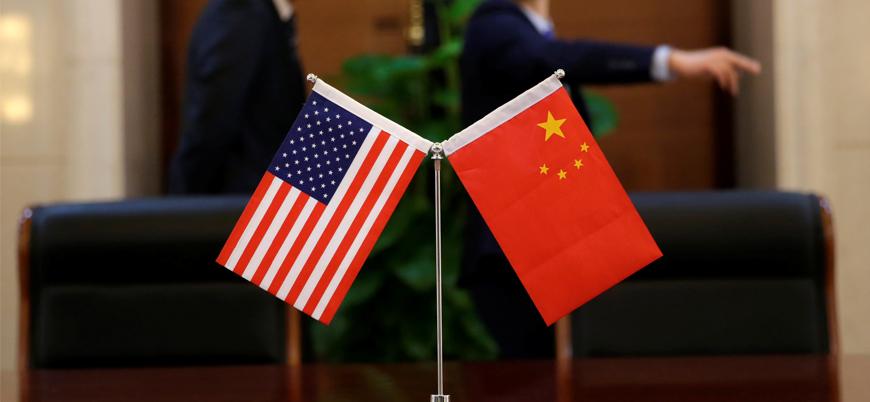 Çin'den ABD'ye Hong Kong tepkisi