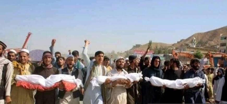 Afganistan'da ABD güçlerinden bayramda sivil katliamı: 11 ölü
