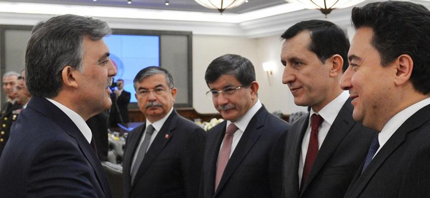 Doğu Perinçek: Abdullah Gül, Ahmet Davutoğlu, Ali Babacan FETÖ'nün siyasi ayağı