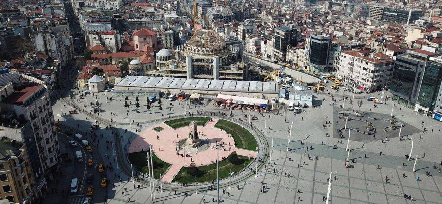 Taksim Meydanı yeniden düzenlenecek