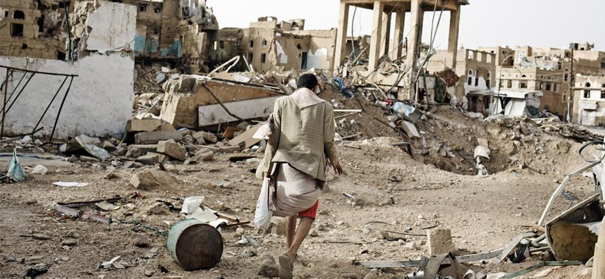 """""""Yemen'de sivillere yönelik şiddet tüm algıların üzerinde"""""""