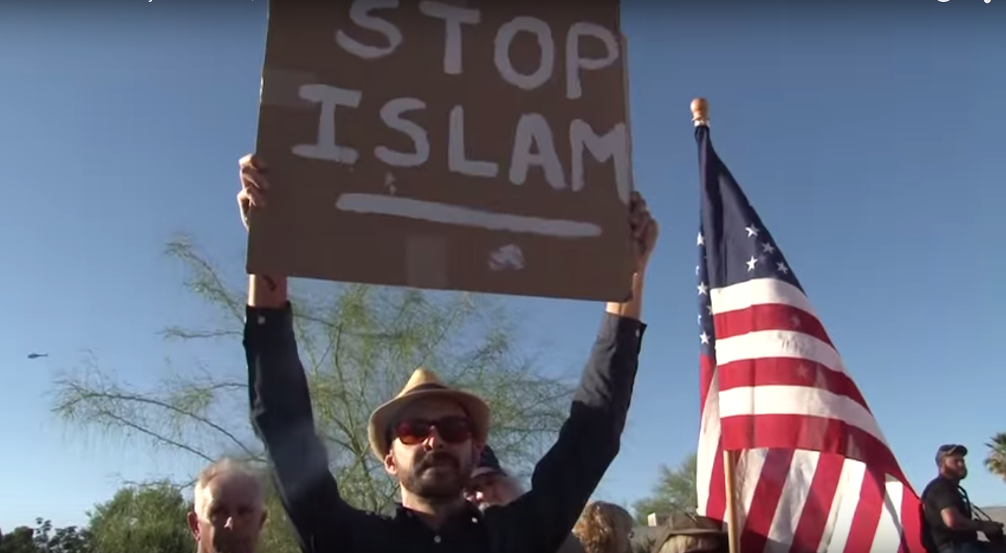 ABD'de İslam karşıtı gruplar 3 kat arttı