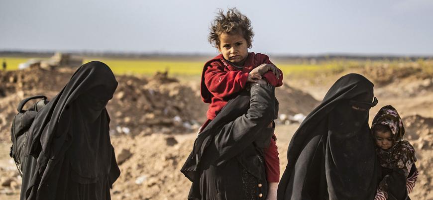 IŞİD mensuplarının Türkiye'ye geri getirilen çocukları travma tedavisi görüyor