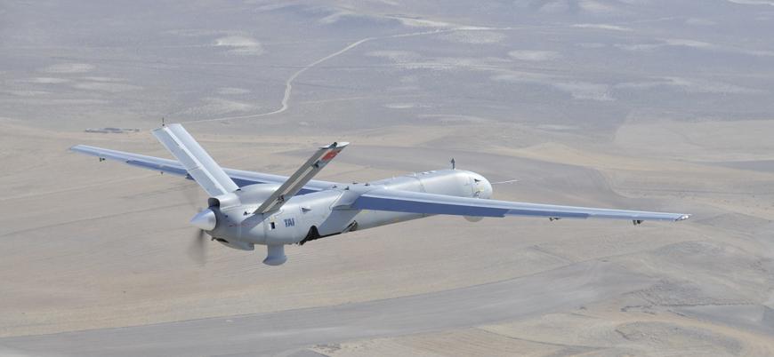 Savunma Bakanlığı: Suriye'de güvenli bölgede insansız hava araçlarımız görev icra etmeye başladı