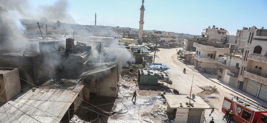 Rusya-İran-Esed rejimi ittifakı İdlib'e ilerliyor