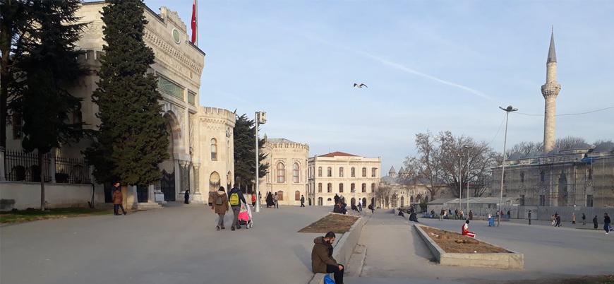 Yeni hali tepki çekmişti: Beyazıt Meydanı yeniden düzenlenecek