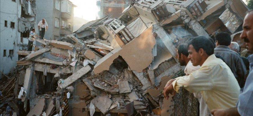17 Ağustos depreminin maddi kaybı 200 milyar Türk lirası