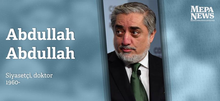 Kabil hükümetinin iki numaralı ismi Abdullah Abdullah kimdir?