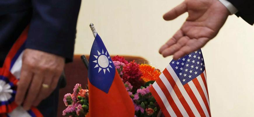 Çin'den Tayvan'a silah satan ABD'ye tepki