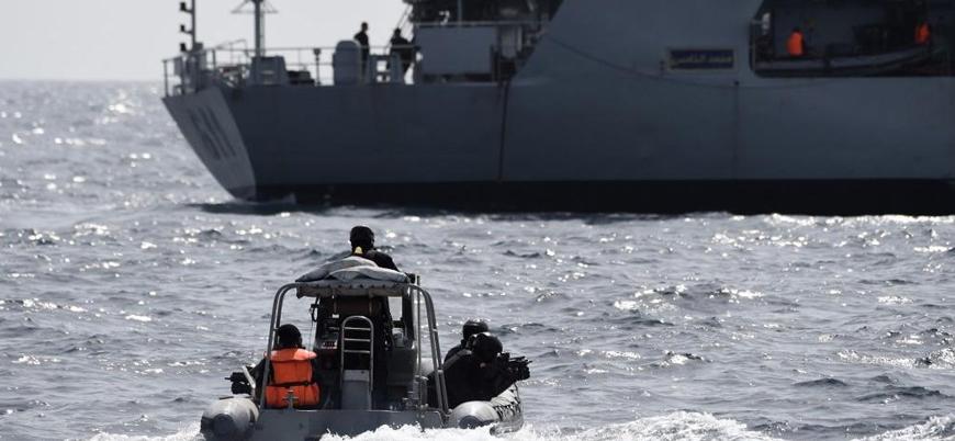 Kamerun'da korsanlar Alman kargo gemisinden 8 kişiyi kaçırdı
