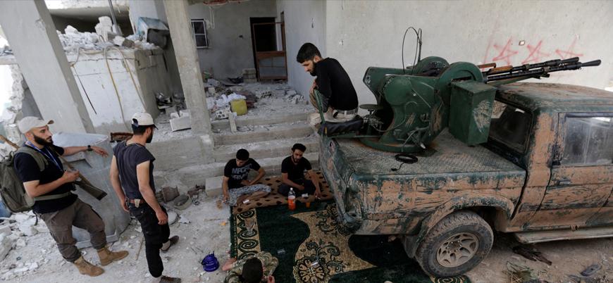 """""""Türkiye'nin desteklediği muhalifler silah bırakacak, rejim af ilan edecek"""""""
