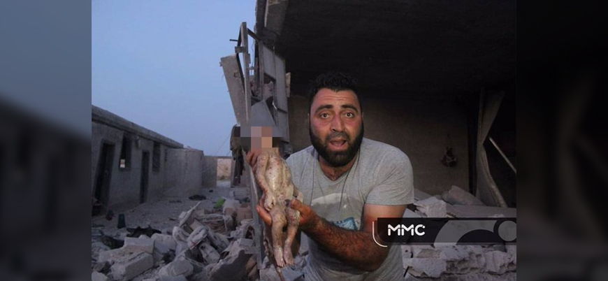 Rusya'nın bebeklerle savaşı: İdlib'de anne karnındaki cenin bombardımanda öldürüldü