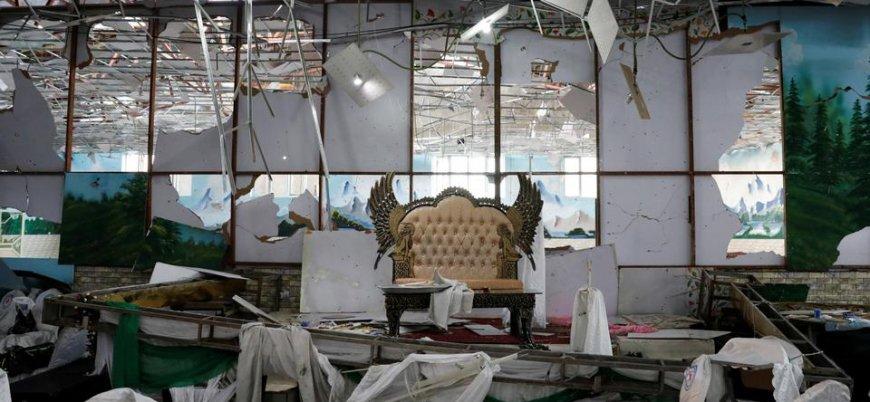 IŞİD'den Afganistan'dan düğün törenine canlı bomba saldırısı: 68 ölü