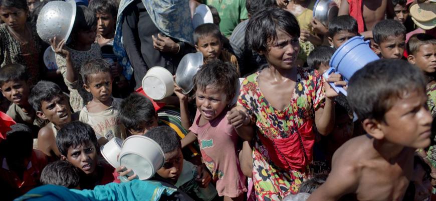 UNICEF: Arakanlı çocukların geleceği tehlikede
